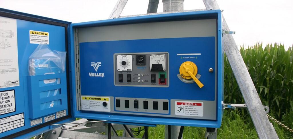 Valley Classic Plus Control Panel