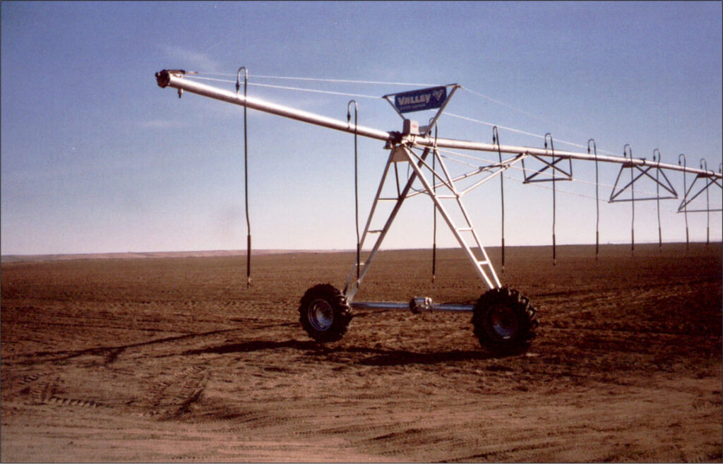 Minnesota Valley Irrigation Center Pivot
