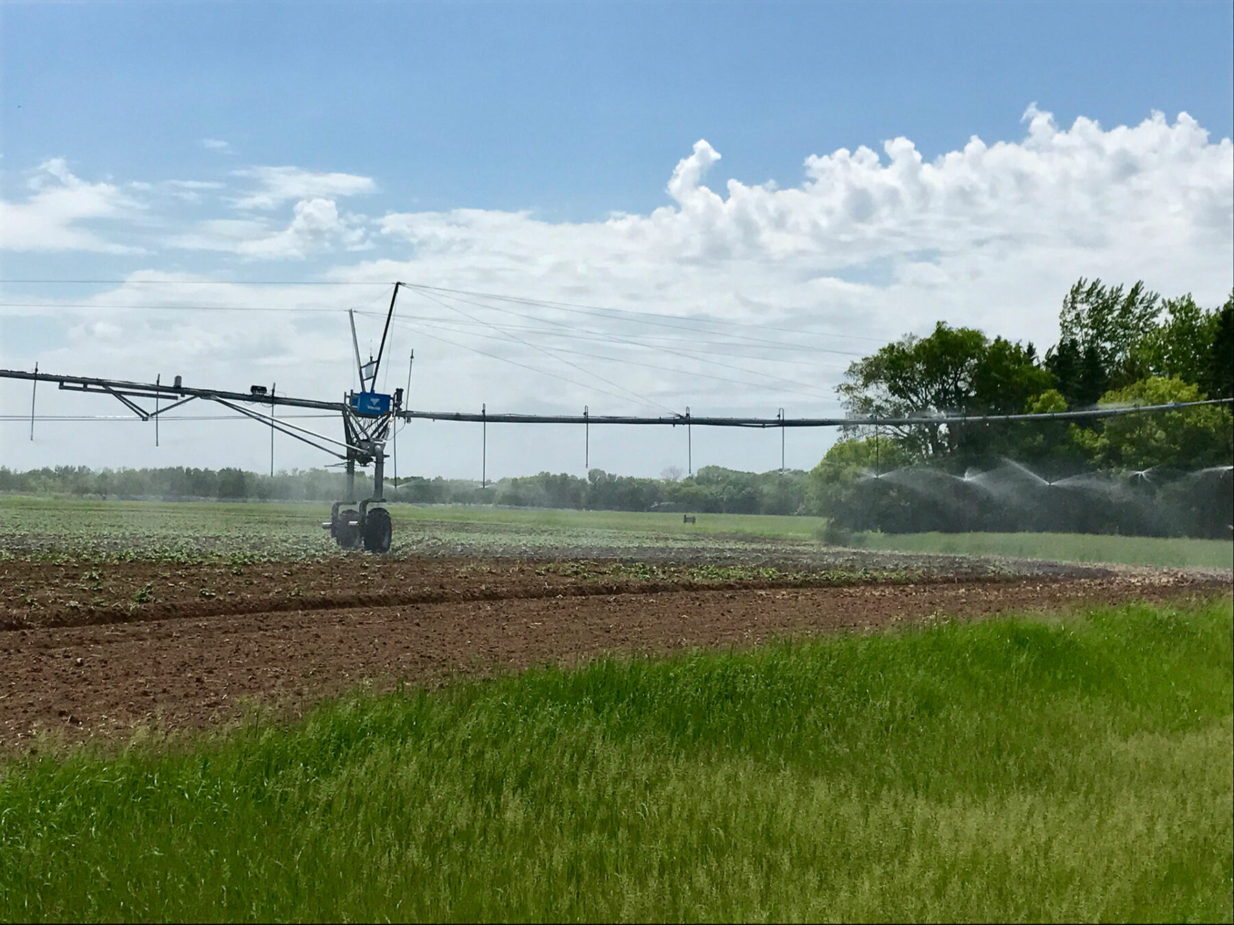 Minnesota Valley Irrigation Pivot Design & Installation Services