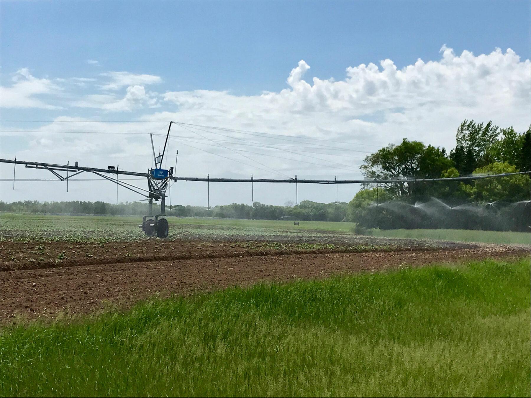Minnesota Valley Irrigation Pivot Design & Installation Services