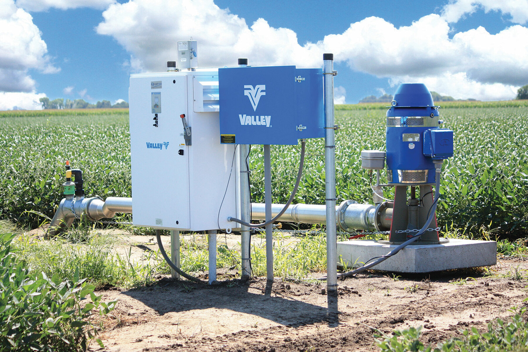 Minnesota Valley Irrigation Pump & Service Repair Services
