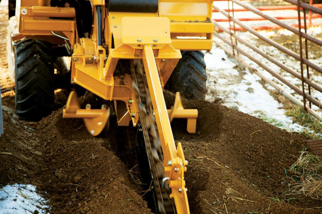 Minnesota Valley Irrigation Underground Irrigation Services
