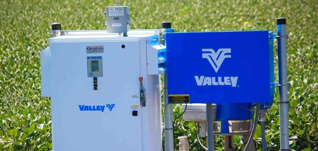 Valley Irrigation Pump Connect Variable Frequency Drive