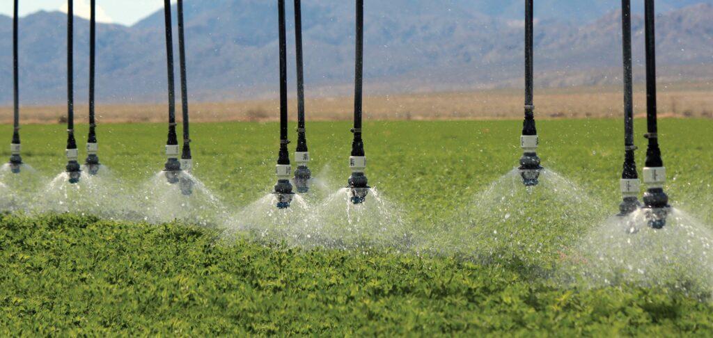 Valley Irrigation Senninger Sprinklers